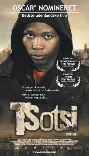 david in the film tsotsi Tsotsi: mothering, manhood and movie david it is thus fitting that once tsotsi loses his mother due to being shot by tsotsi earlier in the film.