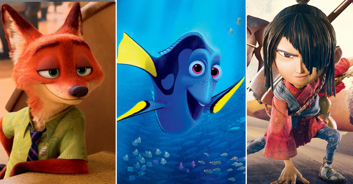 Ezek az animációs filmek lesznek versenyben az Oscarért 2017-ben