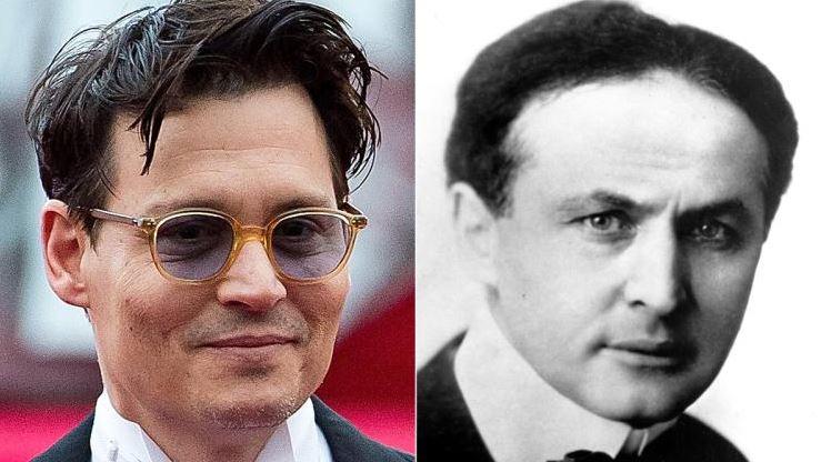 Film készül Houdini életéről, Johnny Depp játssza főszerepet?