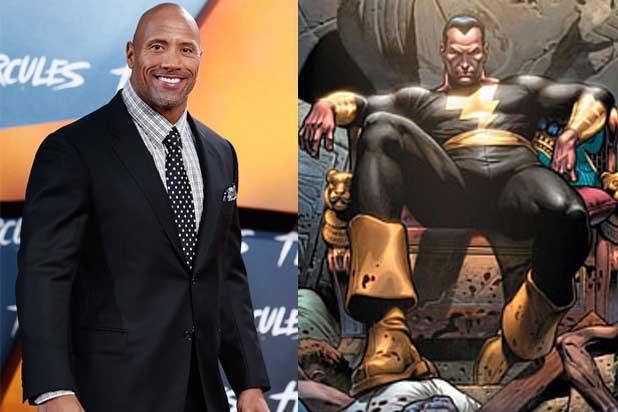 Dwayne Johnson önálló DC-szuperhősfilmet kap!