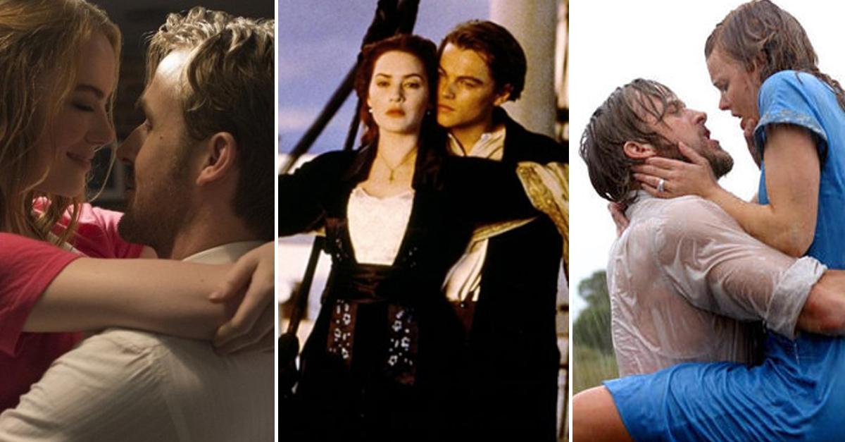 TOPLISTA: A legjobb filmek Valentin napra