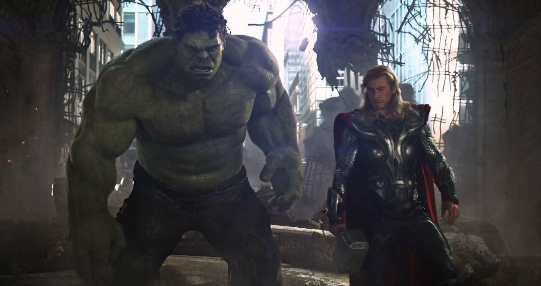 Thor vs Hulk: Itt a Thor 3 hivatalos szinopszisa