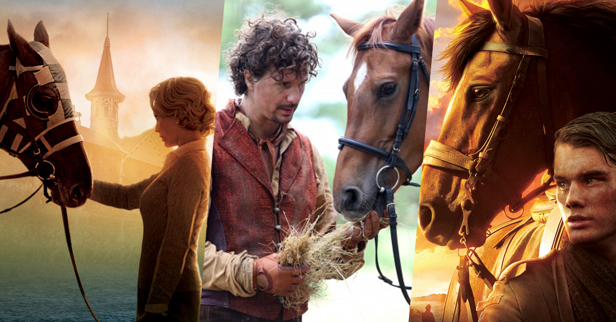 TOPLISTA: A legjobb lovas filmek