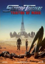 Poster - Starship Troopers: Traitor of Mars (2017)