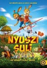 Nyuszi suli - Az aranytojás őrzői