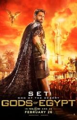 Egyiptom istenei – Az egyiptomi istenekről szóló fantasy-kalandfilm 2016