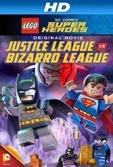Az Igazság Ligája a Bizarro Liga ellen