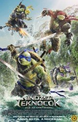 Tini Nindzsa Teknőcök 2: Elő az árnyékból