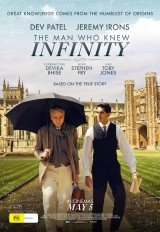 Poster - The Man Who Knew Infinity (2015)