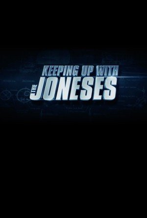 Poster - Keeping Up with the Joneses (2016)