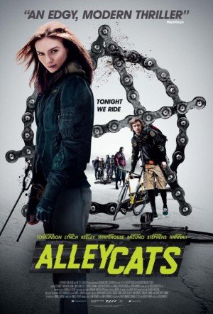 Poster - Alleycats (2016)