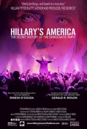 Poster - Hillary's America: The Secret History of the Democratic Party (2016)