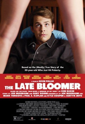 Poster - The Late Bloomer (2016)