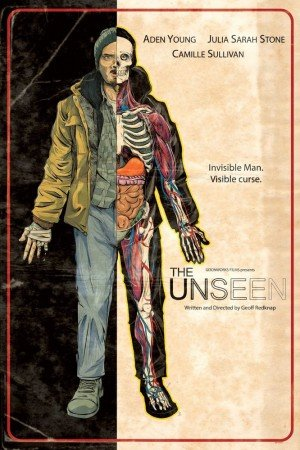 Poster - The Unseen (2016)