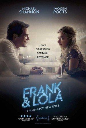 Poster - Frank & Lola (2016)
