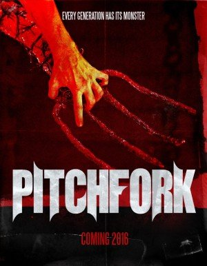 Poster - Pitchfork (2016)