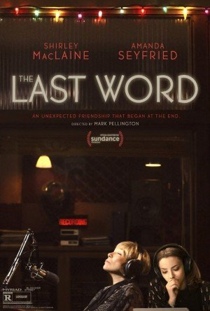 Poster - The Last Word (2017)