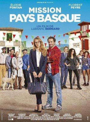 Poster - Mission pays Basque (2017)