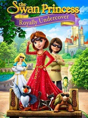 Poster - Hattyú hercegnő: Királyi kémküldetés (2017)