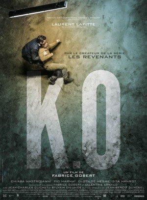 Poster - K.O. (2017)