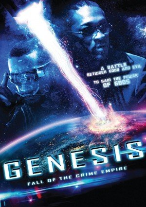 Poster - Genesis: Fall of the Crime Empire (2017)