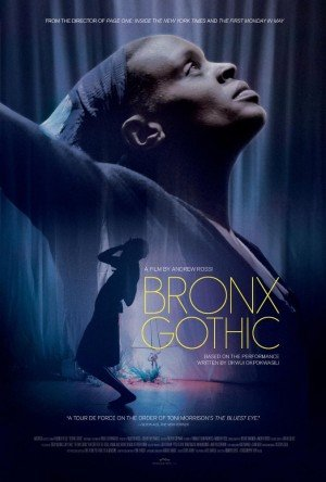 Poster - Bronx Gothic (2017)