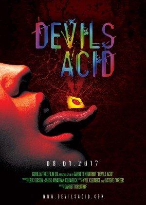 Poster - Devil's Acid (2017)