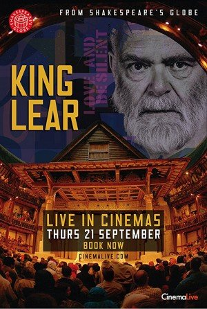Poster - King Lear: Live from Shakespeare's Globe (2017)