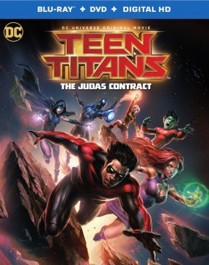 Poster - Teen Titans: The Judas Contract (2017)