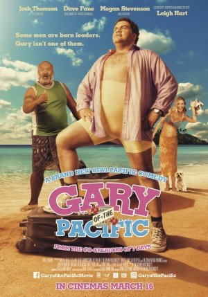 Poster - Gary of the Pacific (2017)