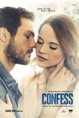 Poster - Confess (2017)