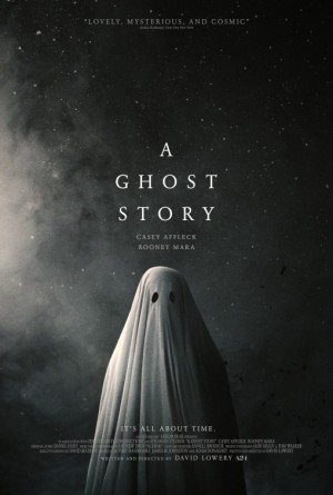 Poster - A Ghost Story (2017)