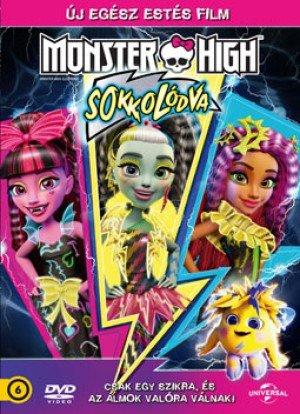 Poster -  Monster High: Sokkolódva (2017)