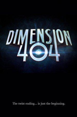 Poster - Dimension 404 (2017)