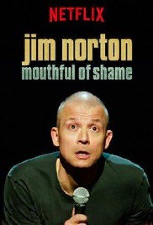 Poster - Jim Norton: Mouthful of Shame (2017)