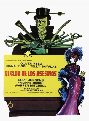 Gyilkoss g rendel sre 1969 teljes filmadatlap for Bureau 13 movie
