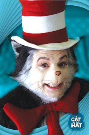 macska le a kalappal