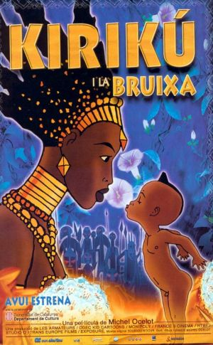 Kirikou Es A Boszorkany 1998 Teljes Filmadatlap Mafab Hu Azonnal tud beszélni, járni és rögtön felfogja, hogy szülőfaluja elkeserítő.