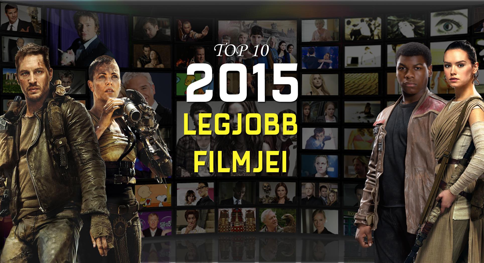 TOP10: 2015 legjobb filmjei az AFI szerint