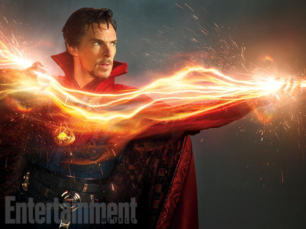 Marvel: Exkluzív képek a Doctor Strange-hez