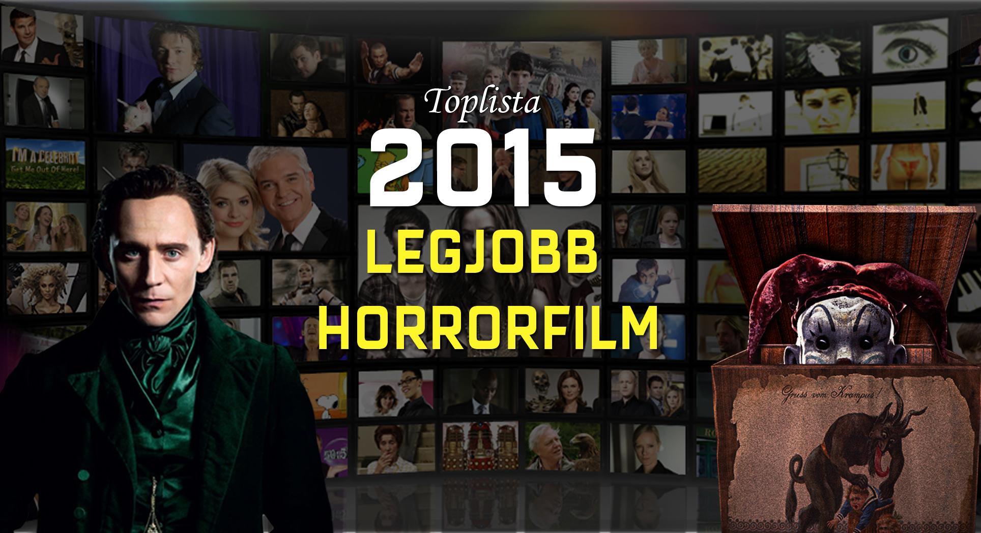 TOP: A legjobb horrorfilmek 2015-ben
