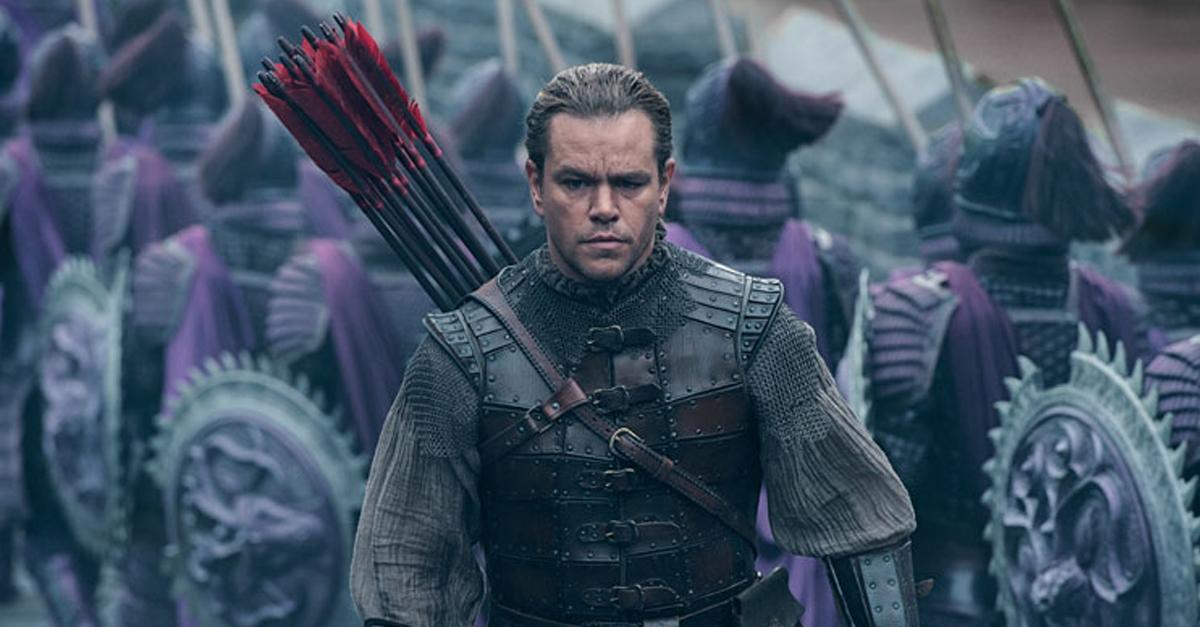 Matt Damon hőssé válik minden idők legdrágább kínai filmjében