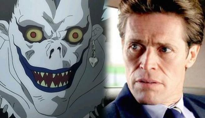 Willem Dafoe lesz a Halál Istene a Death Note adaptációjában