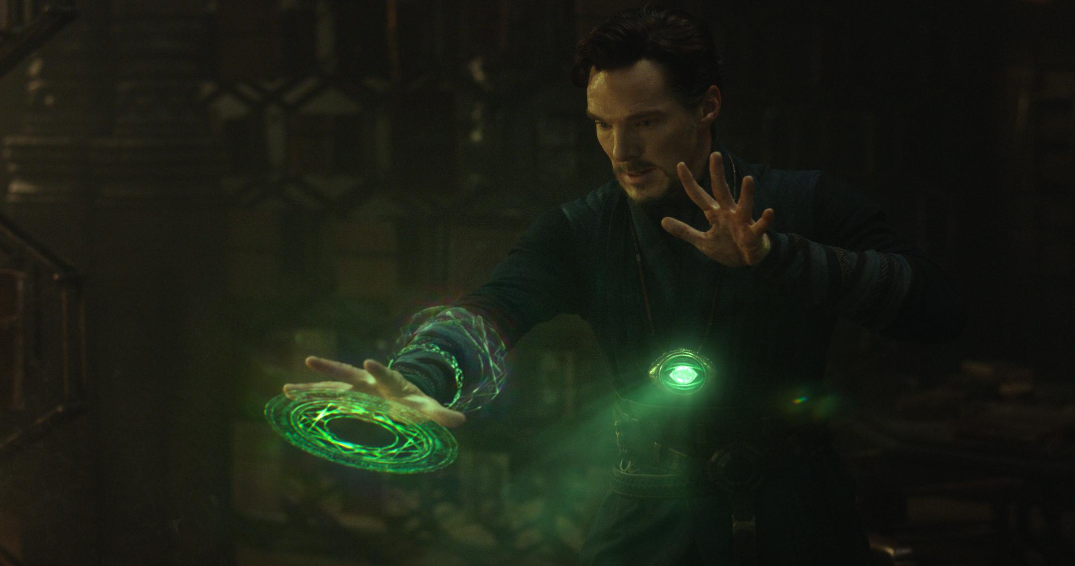 Keressünk az állunk a Doktor Strange új szinkronos előzetesétől