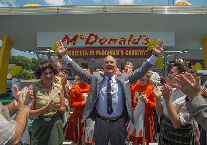 Itt az első fotó a McDonalds-filmből