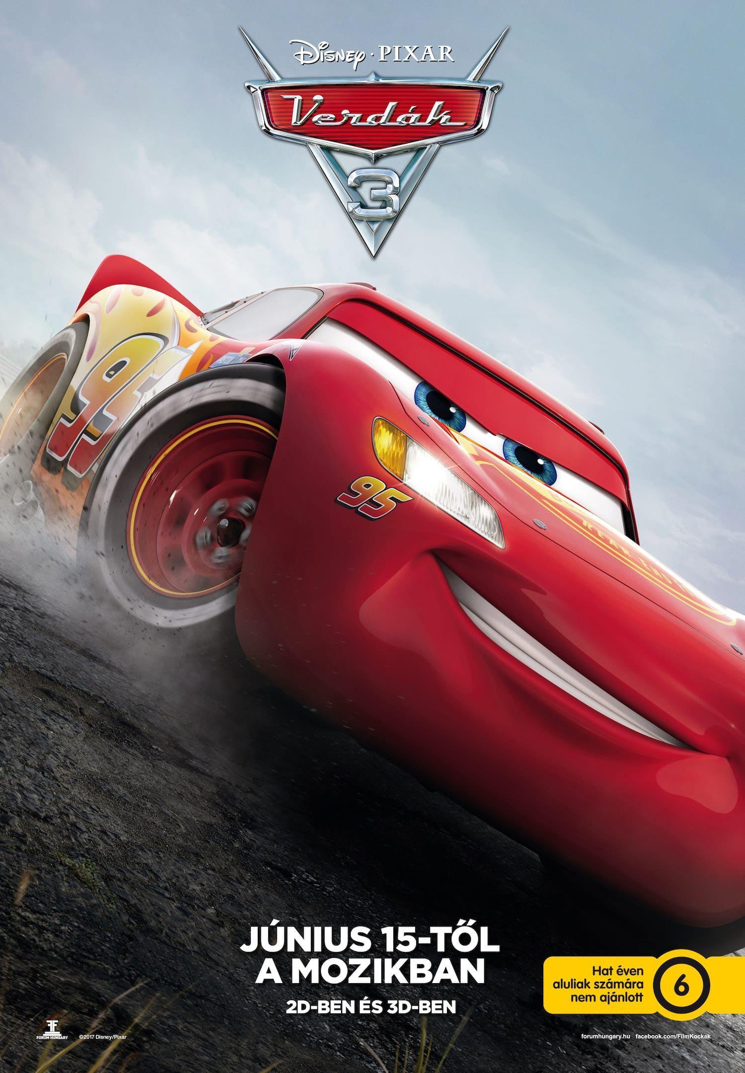 Verdak 3 Cars 3 2017 Mafab Hu