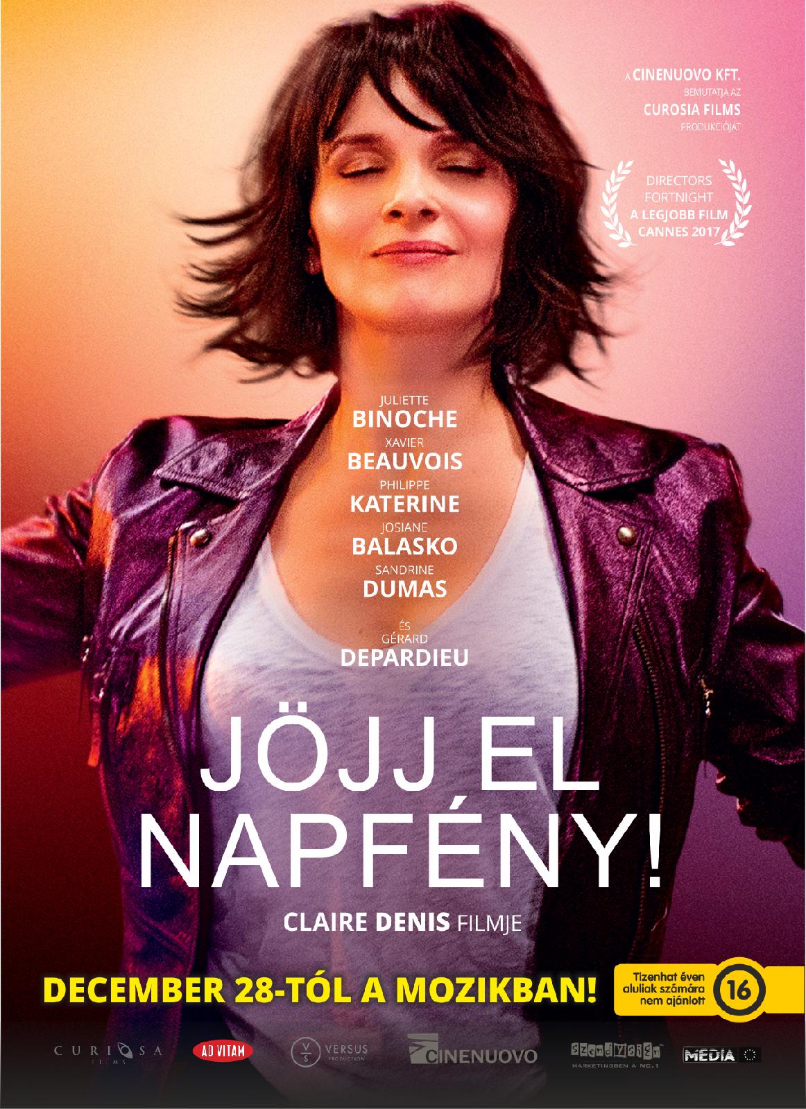 Jojj El Napfeny Un Beau Soleil Interieur 2017 Mafab Hu