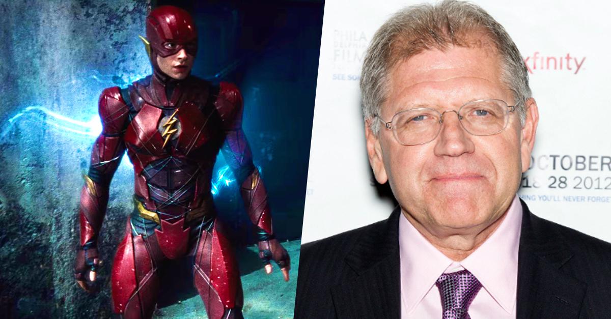 A Vissza a jövőbe rendezője készítheti el a The Flash szólófilmet