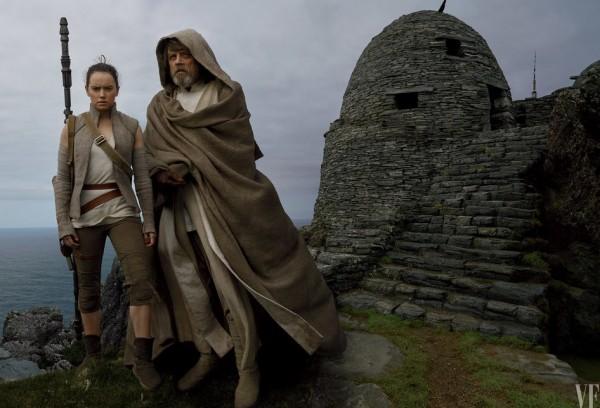 Baromi hangulatos fotók és werfilm érkezett a Star Wars: Az utolsó jedikhez