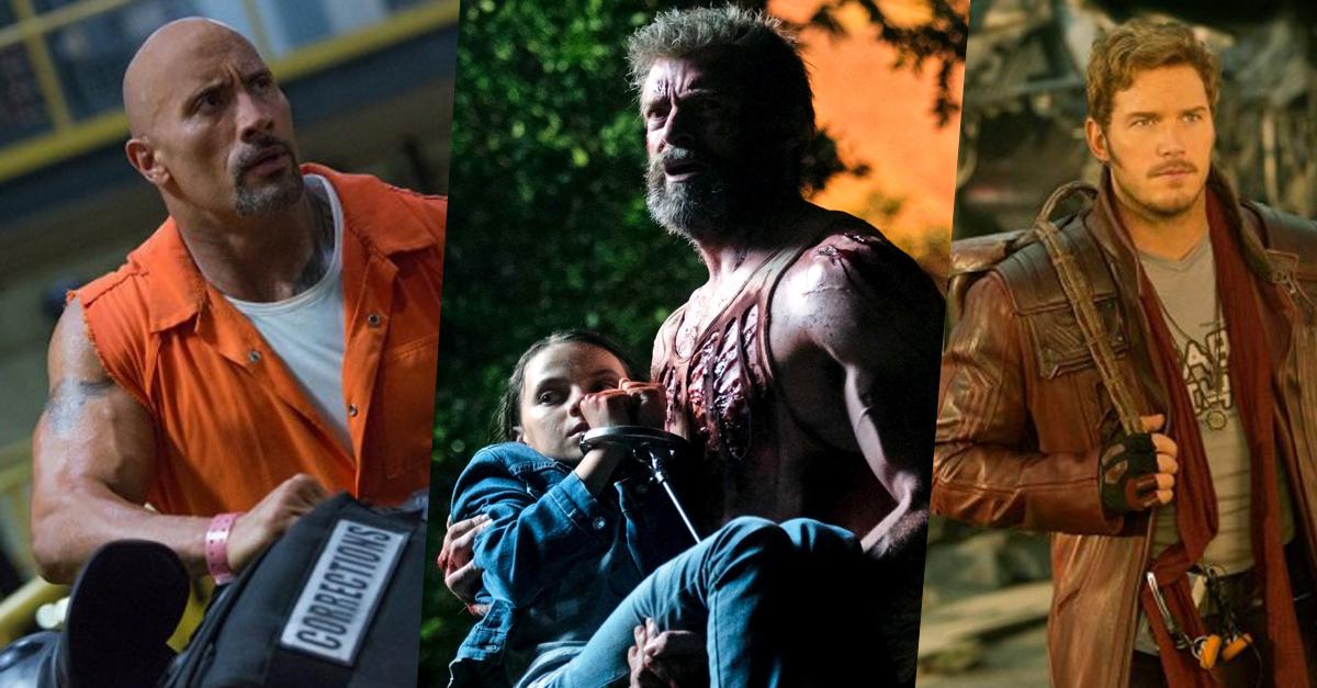 TOPLISTA: A legnépszerűbb filmek 2017-ben (első félév)